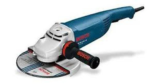 0615990HB1 BOSCH SET Amoladora GWS 24-230 JH Miniamoladora GWS 1000-125