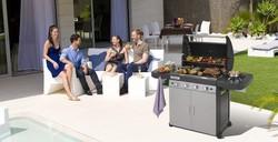 CAMPINGAZ 4 Series Classic LS Plus Pas Cher Barbecue gaz