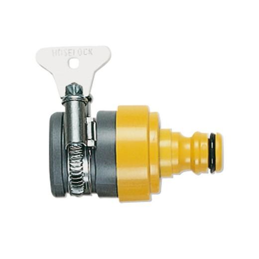 Regulador de presión de goteo Hozelock fácil