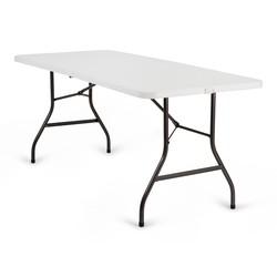 Table de Jardin en Plastique - Style Brasserie Pliable — BRYCUS