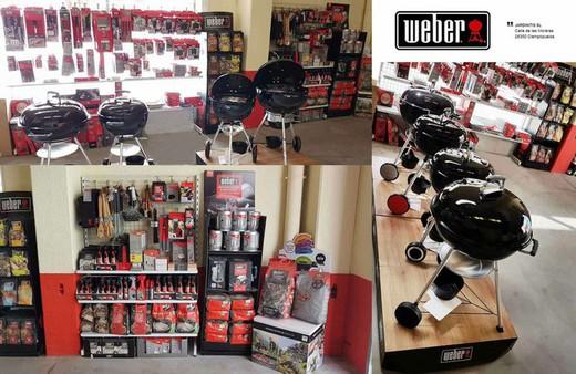 Weber Elektrogrill Outlet : Elektrogrill weber q 2400 u2014 brycus