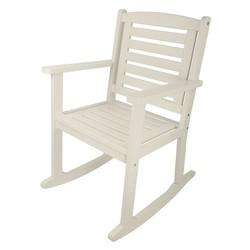 16924ad53 Silla mecedora madera blanca — Brycus