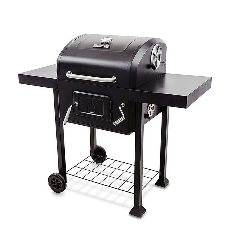 Barbecue houtskool Habitex Supergrill 35 — Brycus