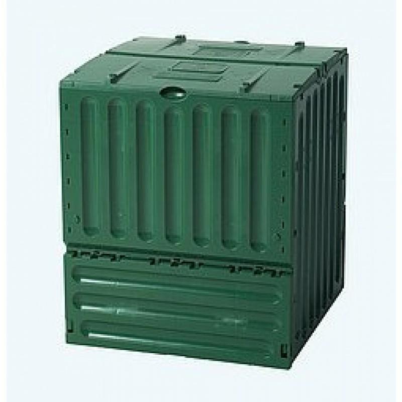 Composteur De Jardin Graf Eco King 400 Ou 600 Litres Brycus