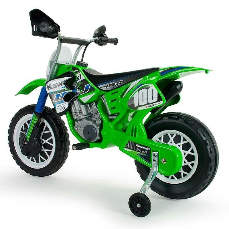 Fonkelnieuw Motorrad Kawasaki Cross 6 V Injusa — Brycus ZZ-57