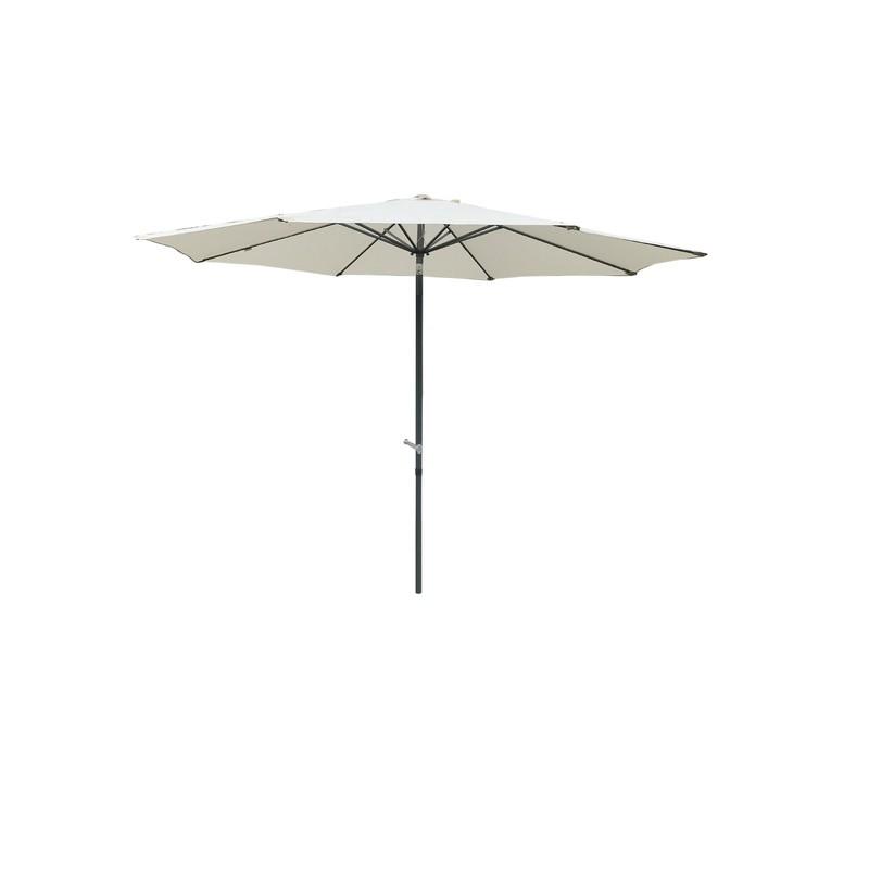 Parasol de jardin en aluminium Chillvert Venice 300 x 300 x 235 cm.