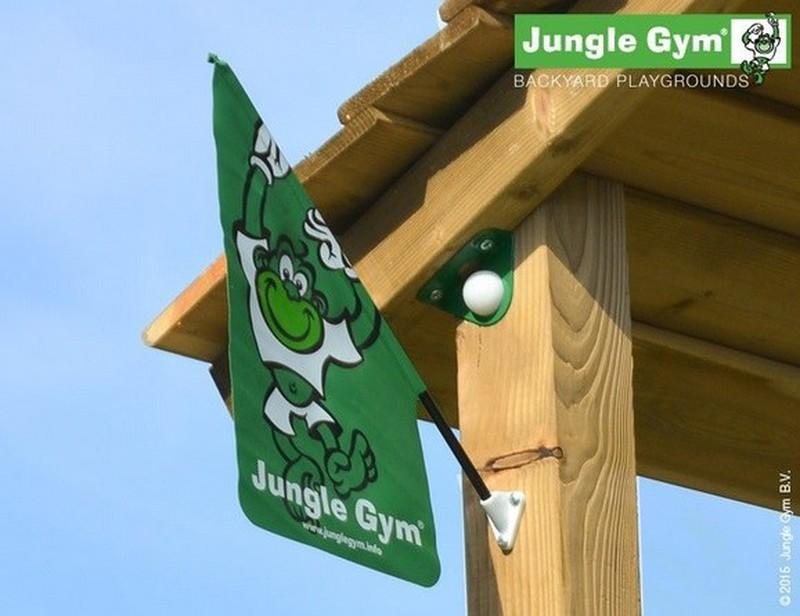jungle gym shelter spielplatz brycus. Black Bedroom Furniture Sets. Home Design Ideas